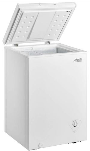 ✅NEW✅ Arctic King 3.5 cu ft Chest Freezer - White for Sale in Arlington, TX