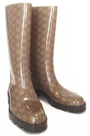 Woman Gucci Rain Boots SIZE 38.5 for Sale in Newark, NJ