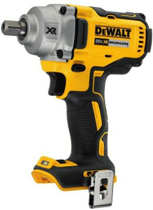DEWALT 20-Volt MAX XR 1/2 in. Impact Wrench with Detent Pin Anvil for Sale in Sacramento, CA