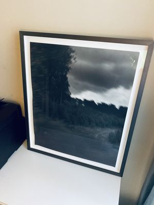 """Rare Collectible Black & White Photograph -20"""" x 24"""" glass framed gelatin silver print photograph by Marcel Sitcoske for Sale in Hollywood, CA"""
