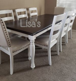 **BRAND NEW** Beautiful farmhouse dining table for Sale in Phoenix, AZ