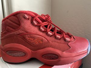 Teyana Taylor Reebok Questions Womens Size 8 No box $100 for Sale in Peoria, AZ