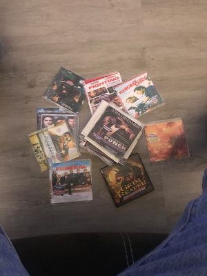 Free DVDs for Sale in Whittier, CA