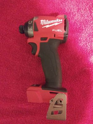Milwaukee 3 speed fuel brushless drill used works good for Sale in Beaumont, CA