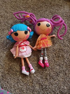 Lalaloopsy dolls for Sale in Orlando, FL