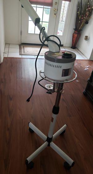 Face steamer blue light to kill bacteria for Sale in Milton, FL