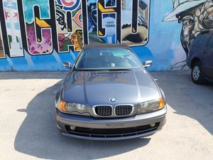 2001 BMW 325ci convertible. for Sale in Chicago, IL