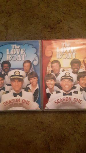 The Love Boat - season 1 dvd for Sale in Lomita, CA