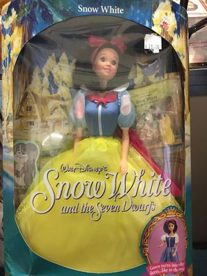 Disney Snow White Doll for Sale in St. Peters, MO