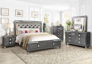 5pc bedroom set queen for Sale in Houston, TX