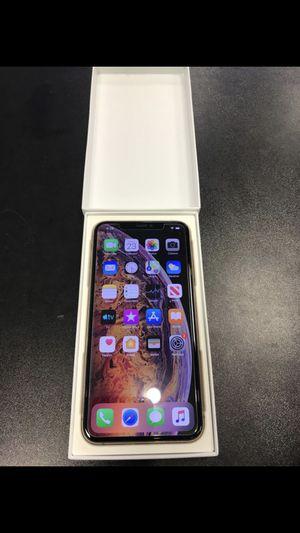 iPhone XS Max 256gb unlocked for Sale in Chesapeake, VA