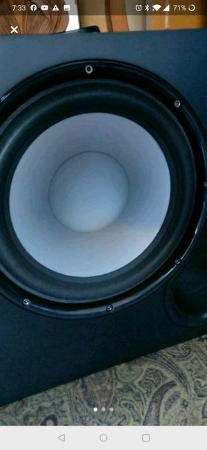 Psw-108 Polk Audio Subwoofer for Sale in Phoenix, AZ
