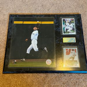 Ichiro Frame With MLB Verification for Sale in Renton, WA