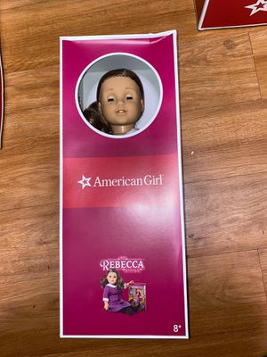 Rebecca American Girl Doll LAST ONE !!!!! for Sale in New York, NY