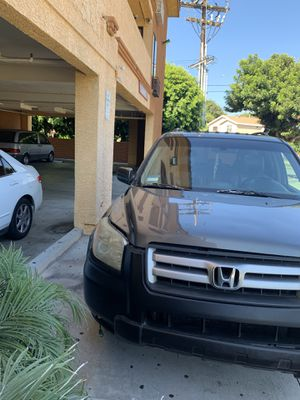 2007 Honda Pilot - must sell. Runs great! for Sale in Montebello, CA