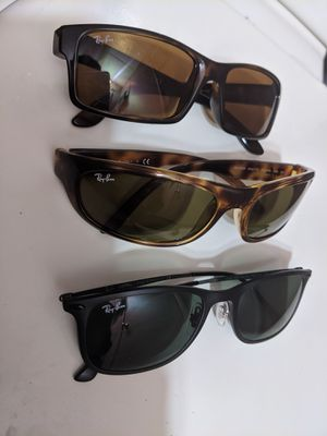 Ray Ban Sunglasses Brand New Original Made in Italy for Sale in Bellflower, CA