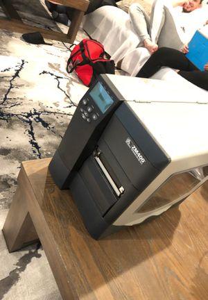 Zebra zm400 label printer (READ DESCRIPTION ‼️‼️‼️) PRICE NEGOTIABLE for Sale in Cherry Hill, NJ