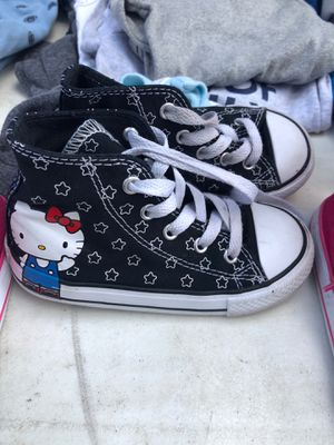 Hello Kitty Converse for Sale in Irving, TX