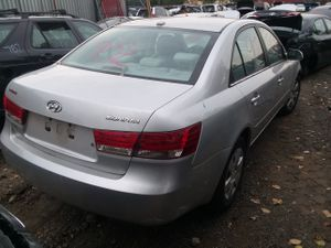 Parting out a Hyundai Sonata for Sale in Detroit, MI