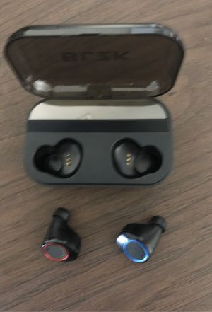 Blck wireless earbuds for Sale in Las Vegas, NV