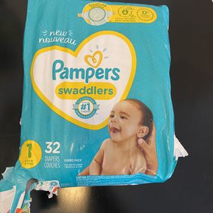 FREE Diapers, Size 1. for Sale in San Diego, CA