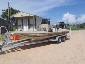 Custom aluminum boats for Sale in Port O'Connor, TX