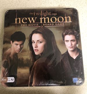 Twilight New Moon The Movie Board Game - Brand New!!! for Sale in Sacramento, CA