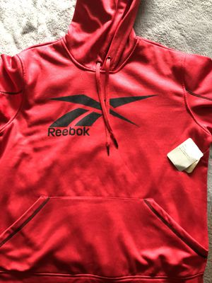 Reebok athletic hoodie for Sale in Tacoma, WA