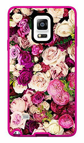 Kate Spade New York Samsung Galaxy Note 4 Case Cover Compatible with Galaxy Note 4 smartphone - roses design for Sale in Adelphi, MD