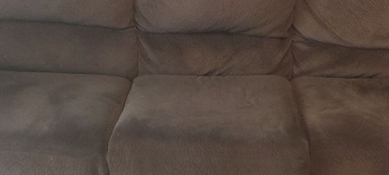 Sofa With Recliner for Sale in Fort Lauderdale,  FL
