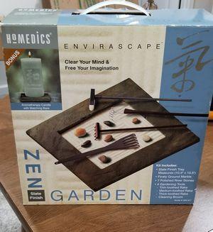 Homedics Zen Garden for Sale in UNIVERSITY PA, MD