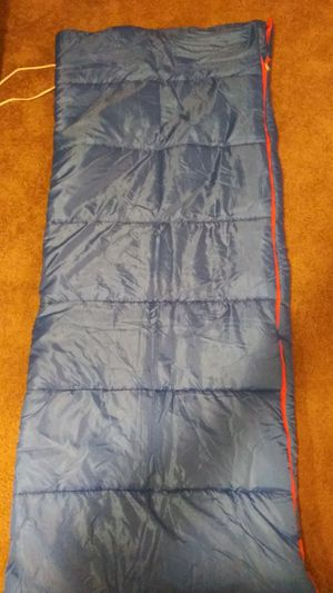 NEW Ozark trail sleeping bag.. No case make me an offer for Sale in Milwaukie, OR