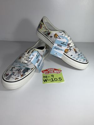 Vans Authentic SF (Kide Baharudin) for Sale in Pico Rivera, CA