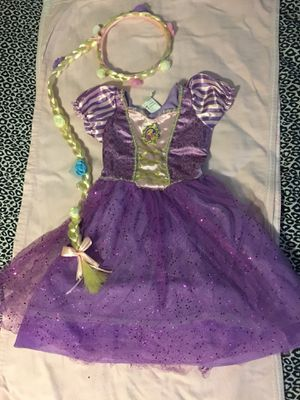 Tangled rapunzel costume for Sale in Houston, TX