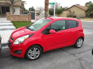 2013 Chevy spark 5speed stickshift for Sale in Las Vegas, NV