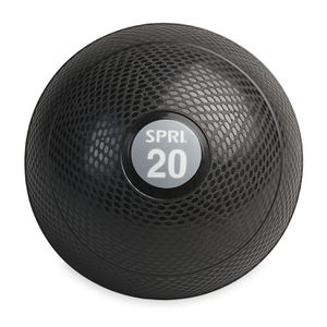 SPRI 20LB Dead Weight Slam/Wall Ball Rubber Exercise Workout for Sale in Miami, FL