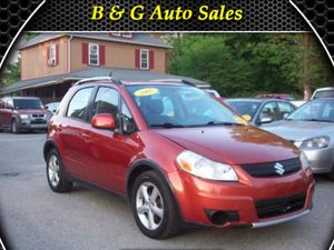 2007 Suzuki SX4 Crossover Sport 4WD for Sale in Chelmsford, MA