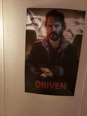 Driven Movie Banner for Sale in Columbia, SC