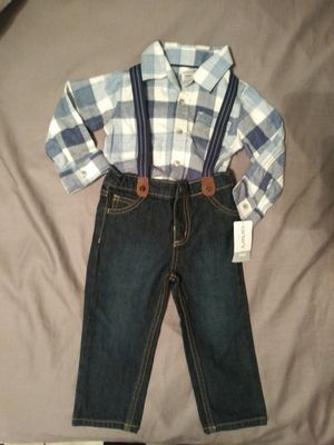 $18 brand new 3-piece Carter's outfit 18 months for Sale in South El Monte, CA