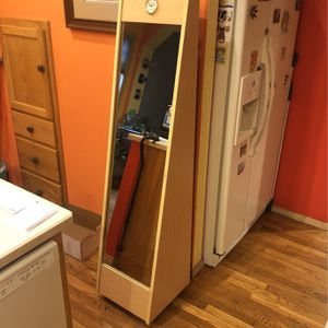 Cabinet Combo Mirror/Bookshelve for Sale in Milwaukie, OR