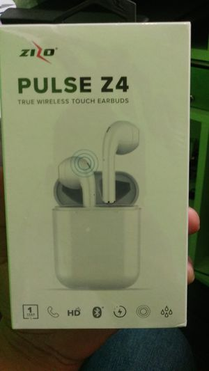 Pulse Z4 blue tooth head phones for Sale in Stanwood, WA