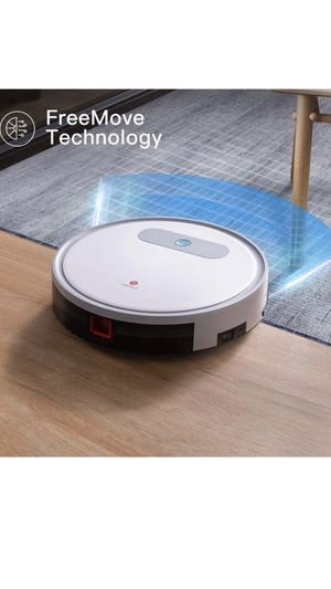 Robot Vacuum,Robotic Vacuum Cleaner, 1800Pa Power Suction, M300 Robotic Vacuums for Pet Hair, Hardwood Floors, Medium-Pile Carpets, Quiet for Sale in Fairfax, VA
