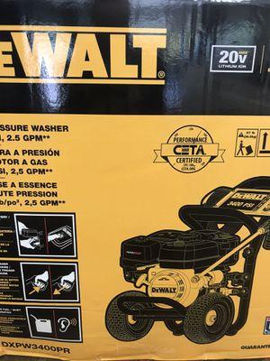 Dewalt pressure washer for Sale in New Britain, CT