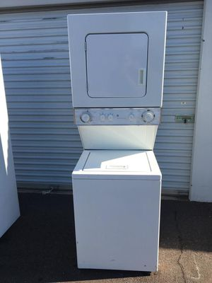 GE, stock, in good condition everything works very well clean and pleasant one month warranty, Deliver available for Sale in Tempe, AZ