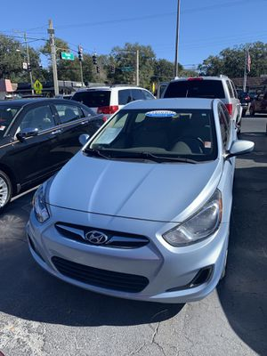 2013 Hyundai Accent $1,500 Down! for Sale in Tampa, FL