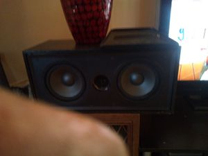 Klipsch KG2 - 2 finish black for Sale in St. Louis, MO