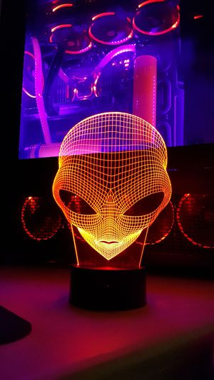 New RGB 3d led light lamps for Sale in Buena Park, CA