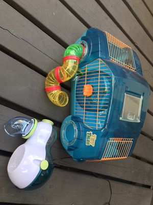 Free hamster cage for Sale in Los Angeles, CA
