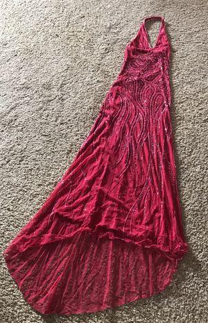 Halter prom dress size 2-4 for Sale in Denver, CO