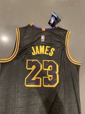 Lebron James Lakers Mamba Edition XL XXL. Check out the page for the hottest and rarest jerseys on offerup. ship/deliver/pickup available 📦🍾🚚🚨🚨 for Sale in Los Angeles, CA